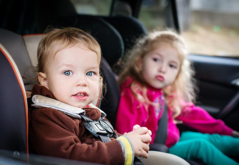 Jak zabawić dziecko w podróży? /123RF/PICSEL