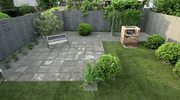 Jak zbudować grill ze starych cegieł?