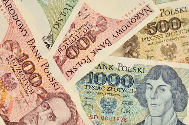 Jak zmieniały się wynagrodzenia w Polskiej Rzeczpospolitej Ludowej? /123RF/PICSEL