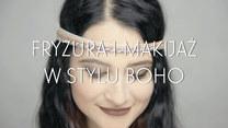 Jak zrobić fryzurę i makijaż w stylu boho?