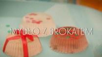 Jak zrobić mydło z brokatem?