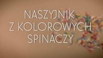 Jak zrobić naszyjnik z kolorowych spinaczy?