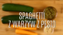 Jak zrobić spaghetti z warzyw?