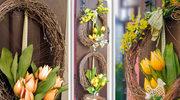 Jak zrobić stroik z kwiatami na Wielkanoc