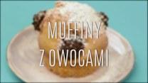 Jak zrobić szybkie muffinki z owocami?