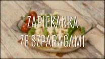 Jak zrobić zapiekankę ze szparagami?