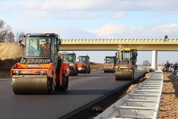 Jakby się nie broniła GDKKiA to bankructwa i opóźnienia są normą / Fot: Jan Graczyński /East News