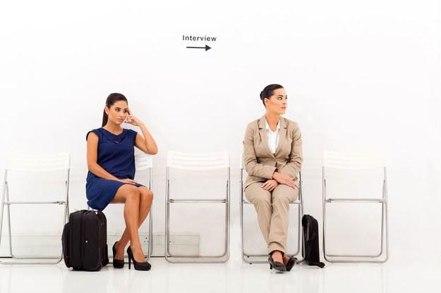 Jaki główny powód swoich niepowodzeń w trakcie szukania pracy widzą Polacy? /123RF/PICSEL