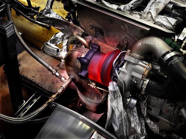 Jaki olej lać do silników z turbo? /