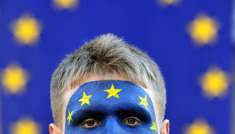 Jakich bohaterów potrzebuje Europa? /YURIY DYACHYSHYN /AFP
