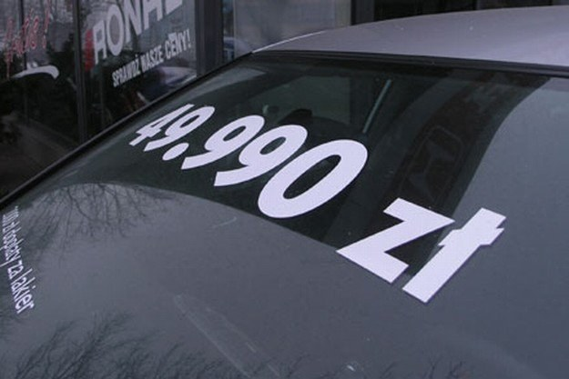 Jakie auta kupują Polacy? /INTERIA.PL
