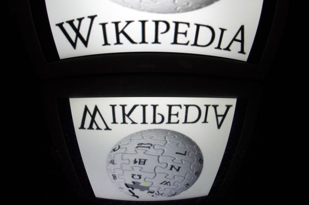 Jakie były najbardziej popularne hasła w Wikipedii w 2012 roku? /AFP
