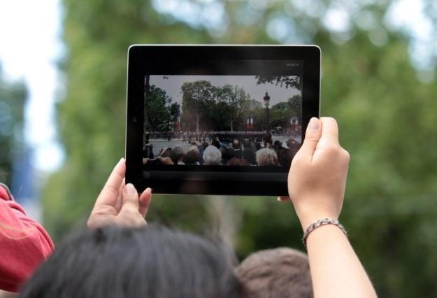 Jakie są alternatywy dla iPada? Co kupują Polacy? /AFP