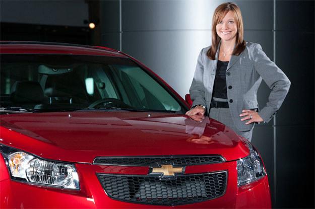 Jakie samochody będzie produkować GM pod rządami Mrs Barra? /