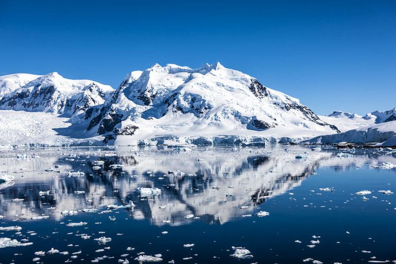 Jakie tajemnice kryją lody Antarktydy? /©123RF/PICSEL