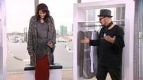 Jakie ubrania powinny nosić bardzo wysokie osoby?