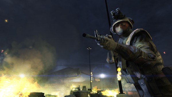 Jakieś skojarzenia z Modern Warfare? /INTERIA.PL