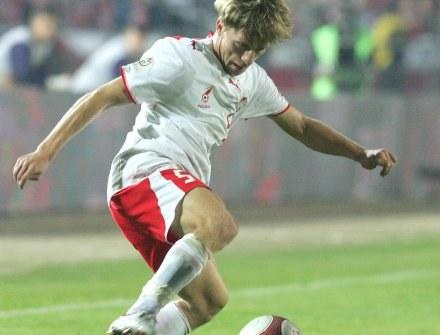 Jakub Błaszczykowski już myśli o następnym meczu kadry Fot. Marek Biczyk /Agencja Przegląd Sportowy