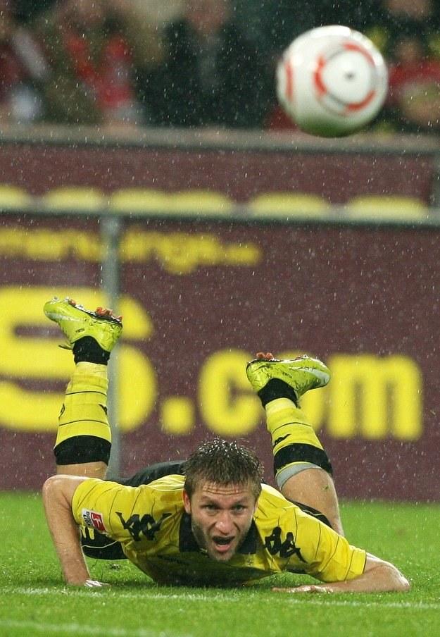 Jakub Błaszczykowski to silne ogniwo Borussi Dortmund. /AFP