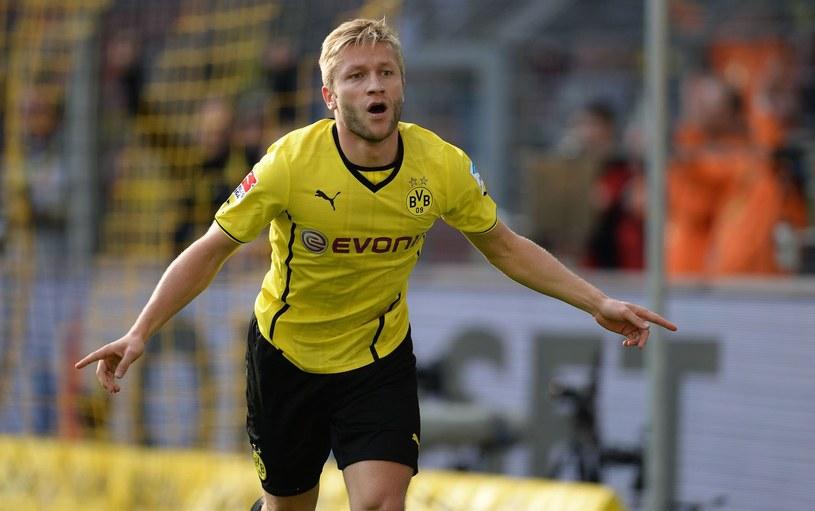 Jakub Błaszczykowski w koszulce Borussii Dortmund /AFP
