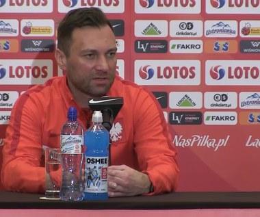 Jakub Kwiatkowski o przygotowaniach do meczu z Czarnogórą (wideo)
