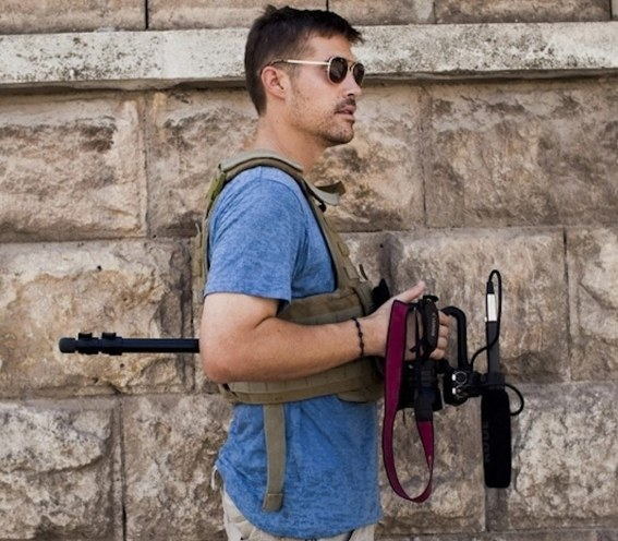 James Foley /Nicole Tung /Courtesy of Global  /PAP/EPA