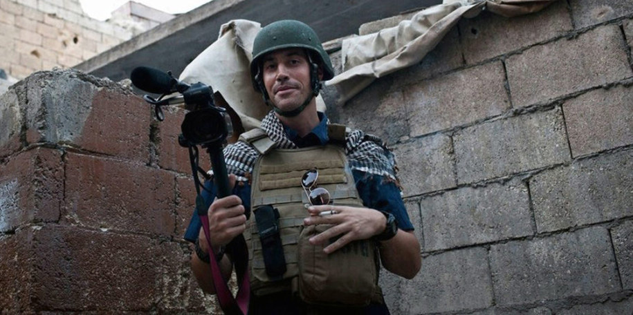 James Foley / 	freejamesfoley.org/ROPI    /PAP/EPA