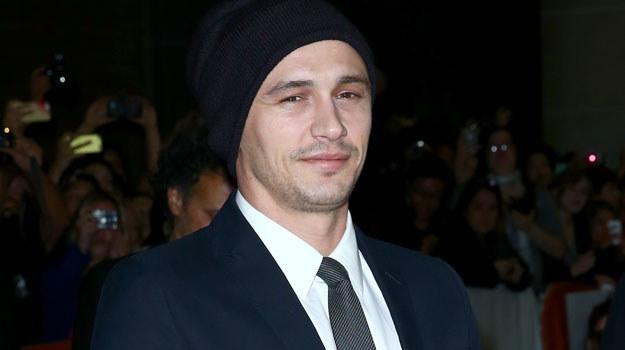 James Franco w czapce /Leonard Adam /Getty Images