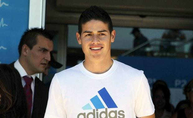 James Rodriguez oficjalnie piłkarzem Realu!