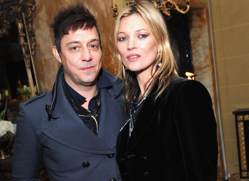 Jamie Hince i Kate Moss - jeszcze razem /Getty Images