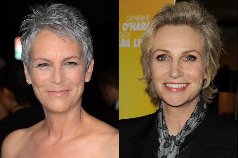 Jamie Lee Curtis, Jane Lynch /Getty Images/Flash Press Media