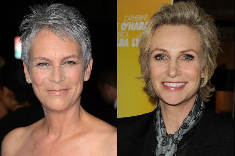Jamie Lee Curtis, Jane Lynch /Getty Images/Flash Press Media