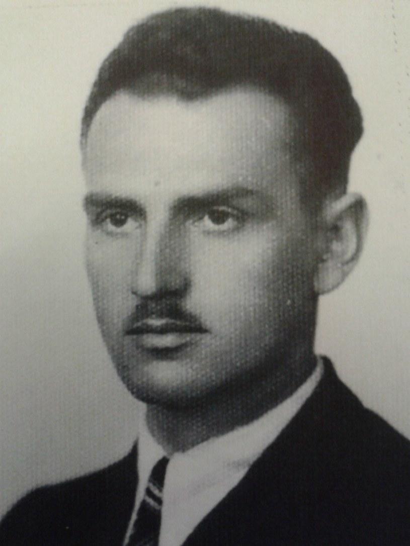 Jan Dubaniowski, zdjęcie z 1942 r. / archiwum rodzinne /