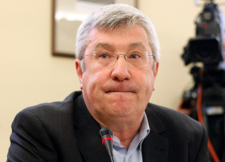 Jan Dworak - dyrektor KRRiT /Adam Guz /Reporter