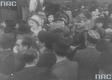 Powitanie Jana Kiepury przez mieszkańców Tuluzy