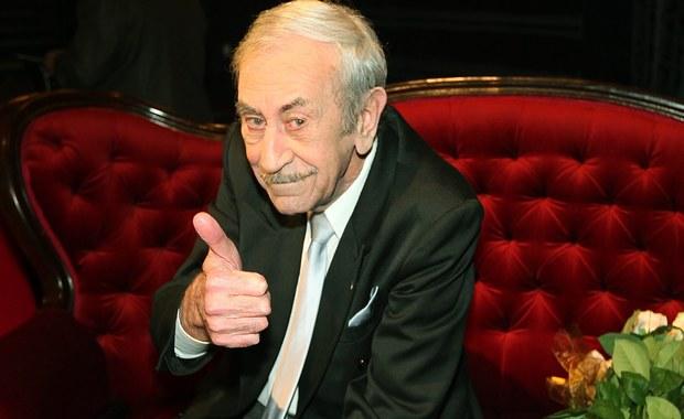 Jan Kobuszewski obchodzi 83. urodziny. Z jakich ról go znamy?