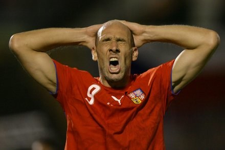 Jan Koller po Euro 2008 kończy karierę /AFP