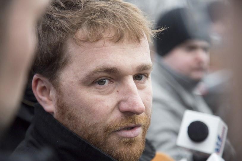 Jan Mencwel z Miasto Jest Nasze /Maciej Łuczniewski /Reporter