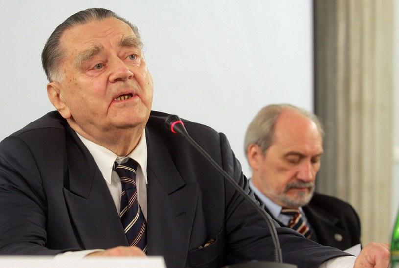 Jan Olszewski /Rozbicki /Reporter