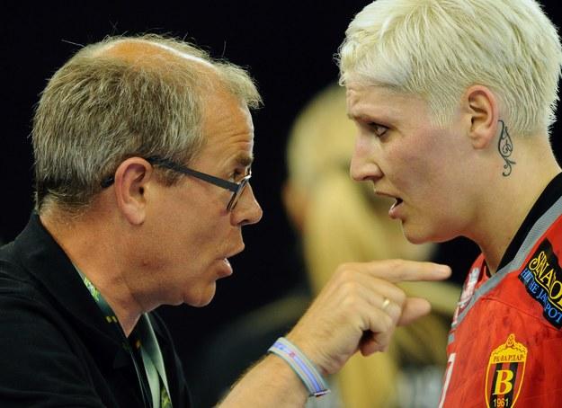 Jan Pytlick (z lewej) /AFP