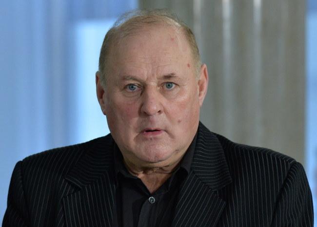 Jan Tomaszewski przyjęty do klubu Platformy Obywatelskiej /PAP/Radek Pietruszka    /PAP