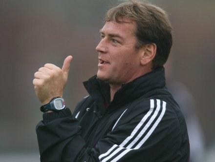Jan Urban ma kłopoty przed meczem z Górnikiem /Agencja Przegląd Sportowy
