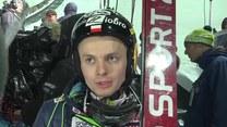 Jan Ziobro po konkursie w Wiśle