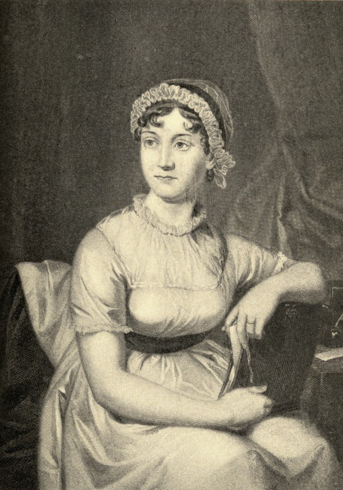 Jane Austen (autoportret) /East News