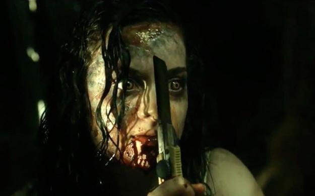 """Jane Levy w filmie """"Martwe zło"""" /materiały prasowe"""