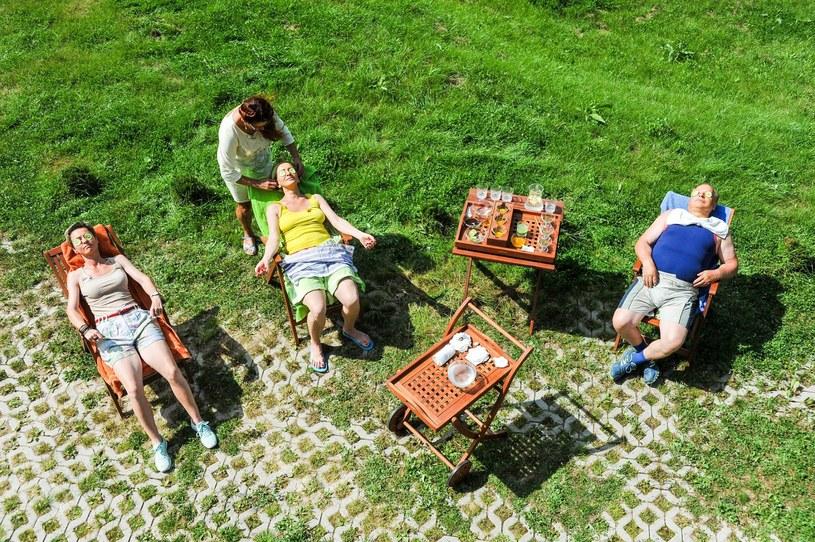 Janeczka przygotowała specjalne maseczki dla Renaty, Teresy i oczywiście dla Mikołaja, fot. z oficjalnej strony programu na Facebooku /TVP