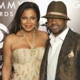 Janet Jackson i Jermaine Dupri /AFP