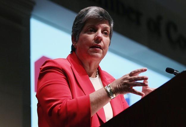 Janet Napolitano /AFP