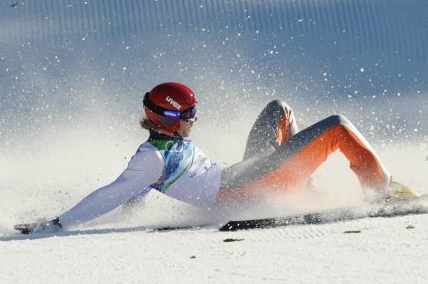 Janne Ahonen nie wystartuje w poniedziałkowych zawodach /AFP