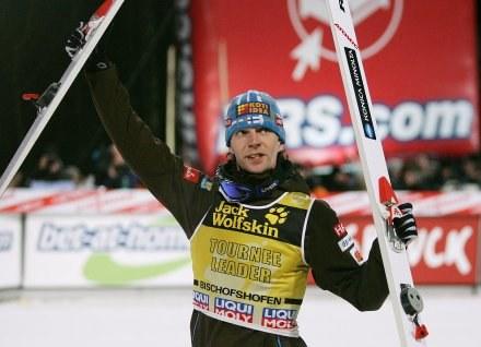 Janne Ahonen /AFP